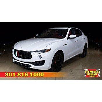 2017 Maserati Levante for sale 101399938