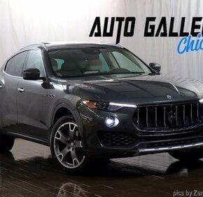 2017 Maserati Levante for sale 101466797