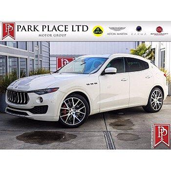 2017 Maserati Levante for sale 101494764