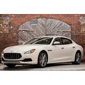 2017 Maserati Quattroporte GTS w/ Luxury Package for sale 101176439