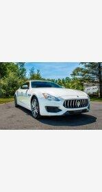 2017 Maserati Quattroporte GTS for sale 101237766