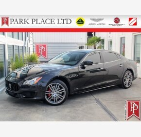 2017 Maserati Quattroporte for sale 101370762