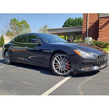 2017 Maserati Quattroporte for sale 101487389