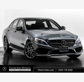 2017 Mercedes-Benz C43 AMG 4MATIC Sedan for sale 101276880