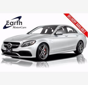 2017 Mercedes-Benz C63 AMG for sale 101333338