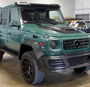 2017 Mercedes-Benz G550 for sale 101113480