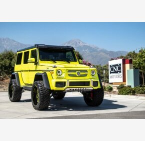 2017 Mercedes-Benz G550 Squared for sale 101159892