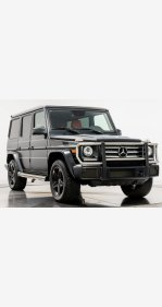 2017 Mercedes-Benz G550 for sale 101237860