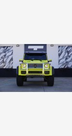 2017 Mercedes-Benz G550 for sale 101252939