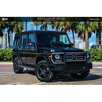 2017 Mercedes-Benz G550 for sale 101258986