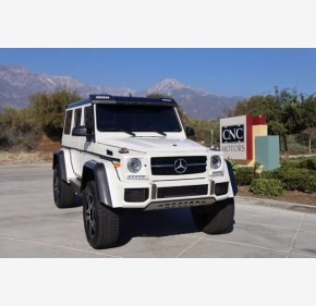2017 Mercedes-Benz G550 for sale 101405943