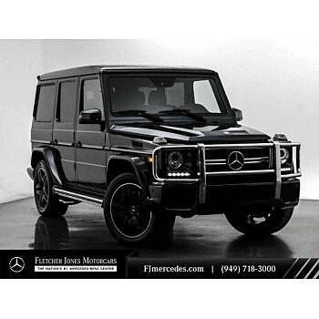 2017 Mercedes-Benz G63 AMG for sale 101246255