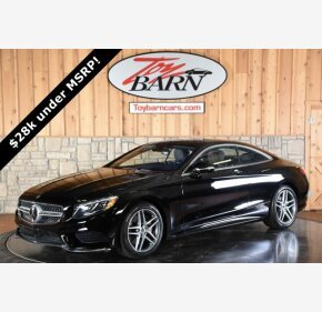 2017 Mercedes-Benz S550 4MATIC Coupe for sale 101076312