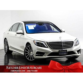 2017 Mercedes-Benz S550 for sale 101234997