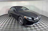 2017 Mercedes-Benz S550 Cabriolet for sale 101260086