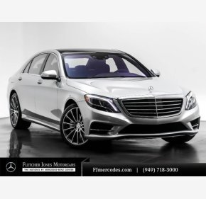 2017 Mercedes-Benz S550 for sale 101293495