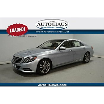 2017 Mercedes-Benz S550 for sale 101307637