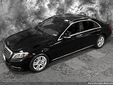 2017 Mercedes-Benz S550 4MATIC for sale 101310342