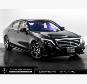 2017 Mercedes-Benz S550 for sale 101403370
