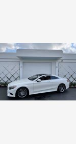 2017 Mercedes-Benz S550 for sale 101441587