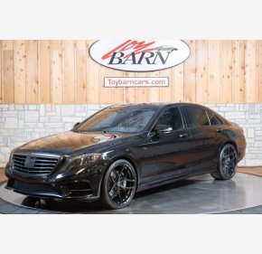 2017 Mercedes-Benz S550 for sale 101465589
