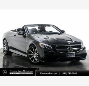 2017 Mercedes-Benz S63 AMG for sale 101436451