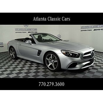 2017 Mercedes-Benz SL550 for sale 101097355