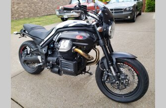 2017 Moto Guzzi Griso 8V for sale 200909537