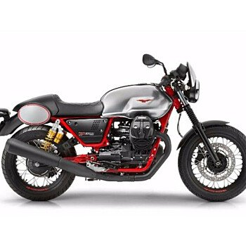 2017 Moto Guzzi V7 for sale 200767480