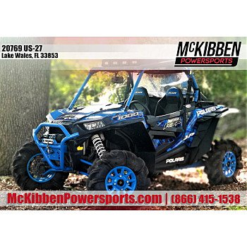 2017 Polaris RZR XP 1000 for sale 200820455