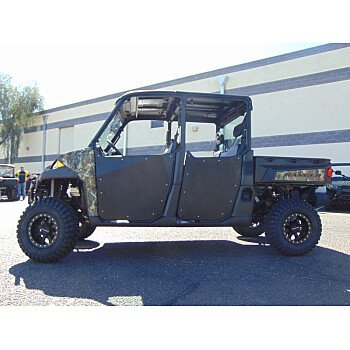 2017 Polaris Ranger Crew XP 1000 for sale 200466064
