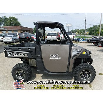 2017 Polaris Ranger XP 1000 for sale 200799550