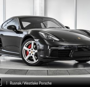 2017 Porsche 718 Cayman S for sale 101202673