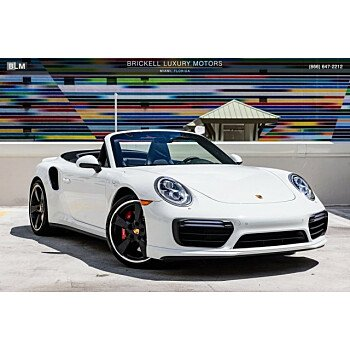 2017 Porsche 911 Cabriolet for sale 101151804