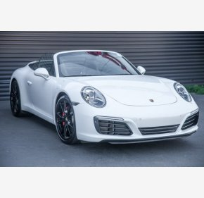 2017 Porsche 911 Cabriolet for sale 101196244