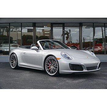 2017 Porsche 911 for sale 101210267