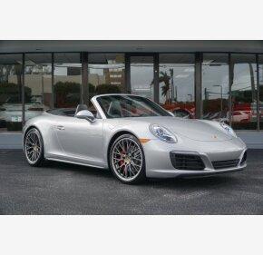 2017 Porsche 911 Cabriolet for sale 101210267