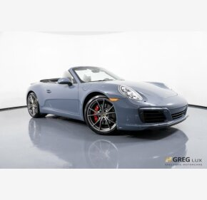 2017 Porsche 911 Cabriolet for sale 101213237