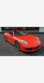 2017 Porsche 911 Cabriolet for sale 101255347