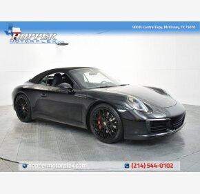 2017 Porsche 911 Cabriolet for sale 101276913