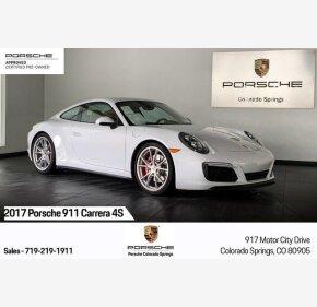 2017 Porsche 911 Coupe for sale 101281267