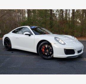 2017 Porsche 911 Coupe for sale 101301012