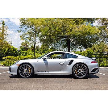 2017 Porsche 911 Turbo S for sale 101355648