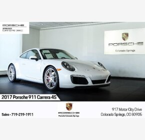 2017 Porsche 911 Carrera 4S for sale 101385680