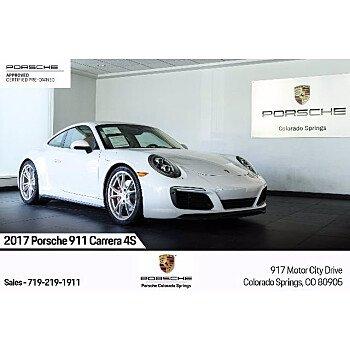 2017 Porsche 911 for sale 101385680