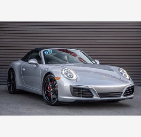 2017 Porsche 911 Carrera S for sale 101389434