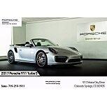 2017 Porsche 911 Turbo S for sale 101553810
