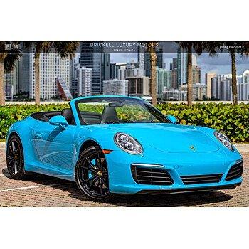 2017 Porsche 911 Carrera S for sale 101596355