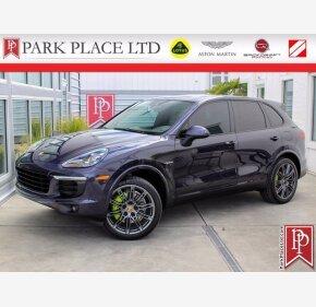 2017 Porsche Cayenne for sale 101343675