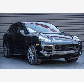 2017 Porsche Cayenne for sale 101347261